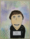 Evan Fraser; Self-Portrait—3rd Grade; York Elementary School
